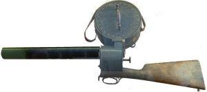 Étienne-Jules Marey's chronophotographic gun
